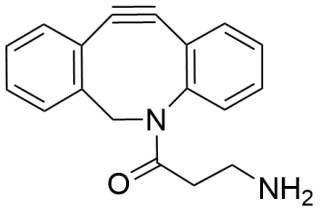 DBCO-Amine_Structure